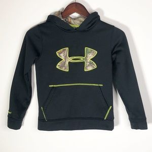 Under Armour Youth Storm Caliber Hoodie Small